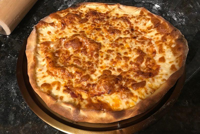 pizza os thin crust