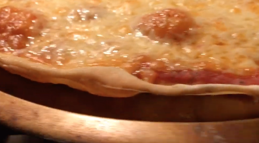 pizza spin